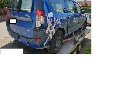 używany Dacia Logan MCV 1.5 DIESEL, 2007r, 7 OSOBOWY 140 000 km ,