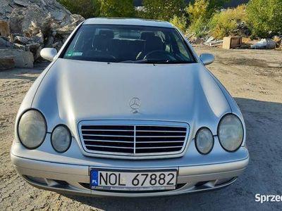 używany Mercedes CLK230 Kompressor × ZAMIANA