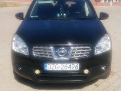 używany Nissan Qashqai I