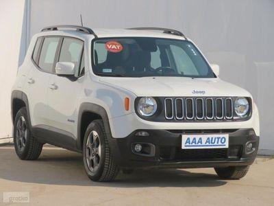 używany Jeep Renegade  Salon Polska, 1. Właściciel, Serwis ASO, VAT 23%,