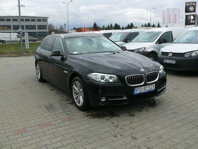 używany BMW 130 seria 5 2dm3 184KM 2014r.045km PO9C521 ! 520i 184 KM ! kombi !