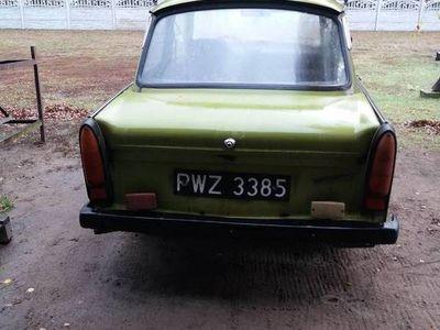 używany Trabant 601 1982r