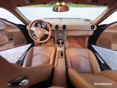 używany Porsche Cayman S