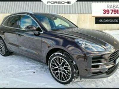 używany Porsche Macan 2.0 (245KM)   Dach Panoramiczny + Reflektory LED z PDLS+