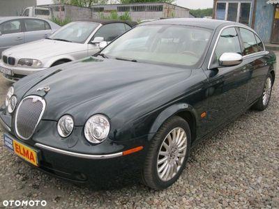 używany Jaguar S-Type I ZAMIANA RATY DO OPŁAT SUPER CENA SKÓRA