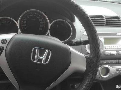 używany Honda Jazz Zgrabne, zwinne miejskie autko