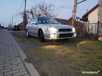 używany Subaru Impreza 2001 4x4 kombi z niemiec