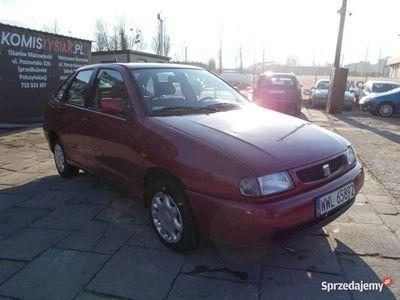 używany Seat Cordoba 1.4 Benzyna, 1997 rok KOMIS TYSIAK