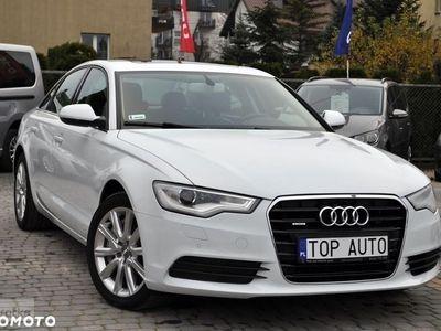 używany Audi A6 3dm 310KM 2014r. 131 000km