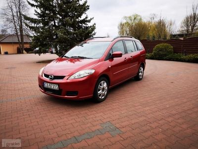 brugt Mazda 5 I 1,8 Benzyna! 7 osobowy