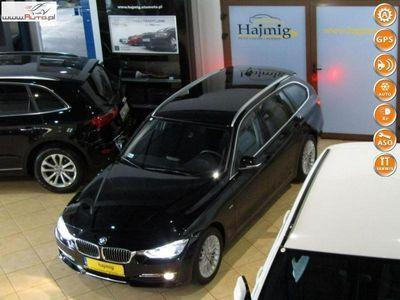 gebraucht BMW 318 2dm3 143KM 2014r. 65 000km Luxury Line + 5 LAT/ 100.000 pakiet, Gwarancja x 5, PL, fv VAT 23