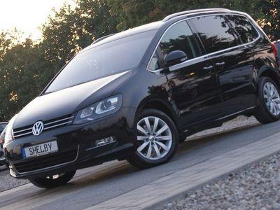 używany VW Sharan 2dm 177KM 2014r. 242 000km