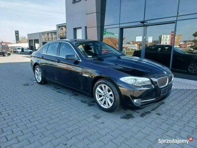 używany BMW 520 2dm 184KM 2012r. 175 000km