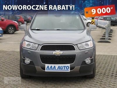 używany Chevrolet Captiva  Salon Polska, Serwis ASO, 181 KM, 4X4, 7 miejsc, VAT 23%,, Piaseczno