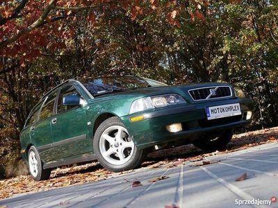 używany Volvo V40 2001r Benzynka z gazem!!! dwa komplety kół!!