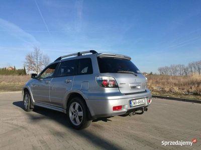 używany Mitsubishi Outlander 2.0 TURBO 204 KM LPG Wrocław