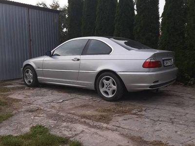 używany BMW 318 E46 Coupe i 118km 2000r.