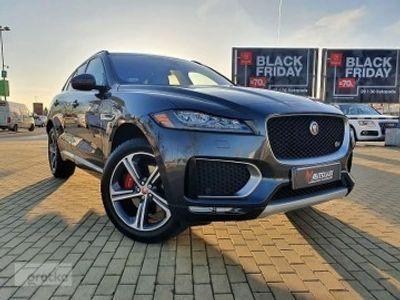 używany Jaguar F-Pace S Topowa max superwersja stan salonowy fabryczny - nowy gwarancja