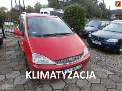 używany Ford Galaxy 1.9dm 115KM 2002r. 294 000km