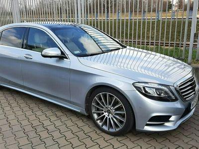używany Mercedes S350 3dm 258KM 2017r. 189 900km