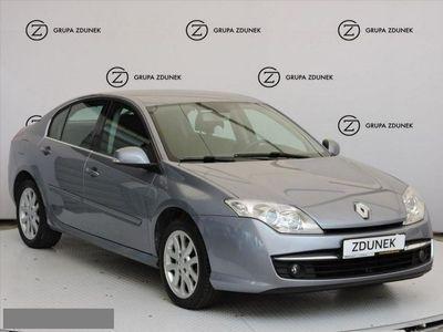 używany Renault Laguna III 2.0 benzyna Dynamique, mały przebieg,
