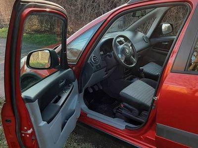 używany Suzuki SX4 I 1.6 120KM Pierwszy właściciel garażowany bezwyp