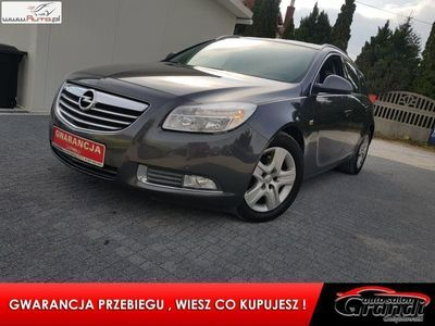 używany Opel Insignia 2dm 160KM 2012r. 203 100km