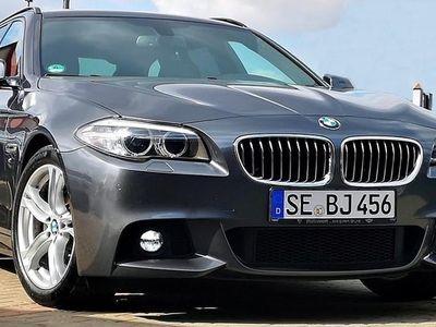 używany BMW 520 SERIA 5 dA xDrive pełny M Pakiet Model 2017'