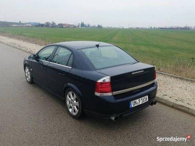używany Opel Vectra C v6 manual, bogate wyposażenie