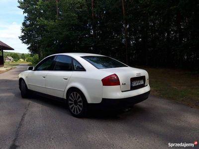 używany Audi A6 C5 1.8T 150km Nowy rozrząd, turbo, przegląd,ubezpie.