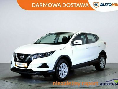 używany Nissan Qashqai DARMOWA DOSTAWA, LED, Klima, Bluetooth, Serwis ASO II (2013-)