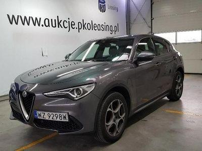 używany Alfa Romeo Stelvio 2dm 280KM 2018r. 16 361km