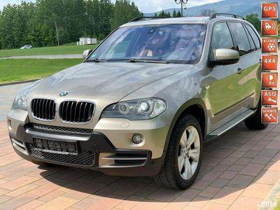 używany BMW X5 3,0 DIESEL 235KM skóra navi x-drive head up