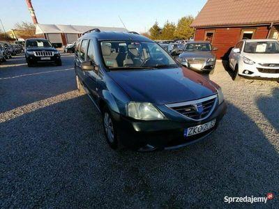 używany Dacia Logan 1.5 DCi 7-osobwa, klima, Реалізуємо доставку в У