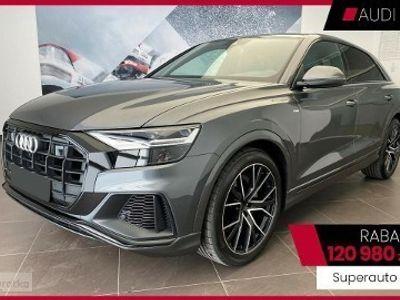 używany Audi Q8 S-Line 3.0 45TDI (231KM)   Zostań w domu, wszystko załatwimy za Cieb