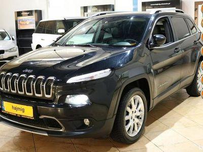 używany Jeep Cherokee MJD Active Drive II Limited autom, 4x4, Gwarancja x 5, PL, fv VAT 23