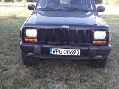 używany Jeep Cherokee XJ 2.5 TD