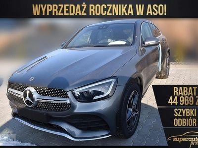 używany Mercedes 220 Klasa GLC AMG 2.04MATIC (194KM) | AMG + Premium | Coupe ! Wyprzedaż 2019, Chorzów