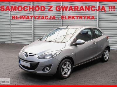 używany Mazda 2 III Klimatyzacja + Elektryka + SERWIS !!!