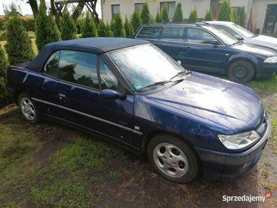 używany Peugeot 306 Cabriolet