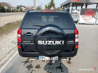 używany Suzuki Grand Vitara 1.9d super stan