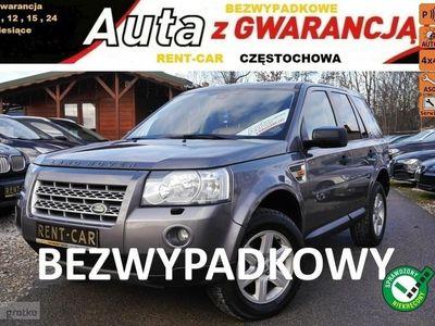 używany Land Rover Freelander 2 2.2TD4*150PS*4x4*OPŁACONY Bezwypadkowy Skóra Serwis VIP GWARANCJA24M, Częstochowa
