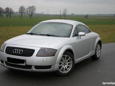 używany Audi TT 8N, 2000 rok, 180KM, benzyna
