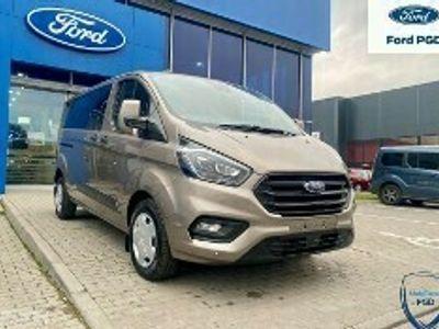 używany Ford Custom Transitrabat: 22% (37 662 zł) New EcoBlue 130KM Automat