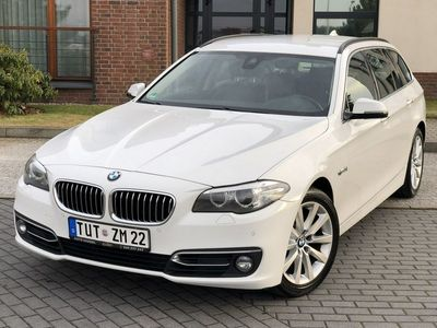 używany BMW 520 2dm 190KM 2014r. 278 243km