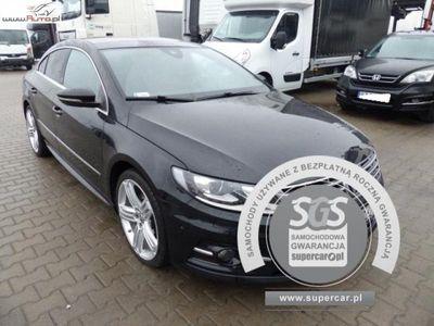 używany VW CC CC 2dm3 177KM 2014r. 123 464km2.0 TDI DSG R-LINE, FV 23%, Gwarancja!!