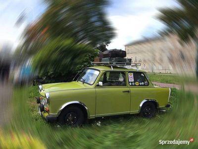 używany Trabant 601 tylko dla pasjonata - zamiana na BUSA OSOBOWEGO
