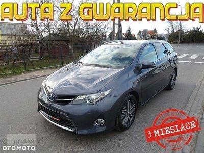 używany Toyota Auris II *LEDY*NAVI PL+DVD*Kamera Cofania*Panoramadach*Spalanie 4l/100km*Zadb