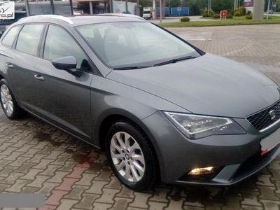 used Seat Leon 2dm3 150KM 2016r. 29 770km 2016r 2.0 TDI 150 KM Mały Przebieg 29 tyś Nawigacja Ledy PIĘKNY