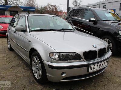 używany BMW 318 SERIA 3 IV (E46) 318 * E46 * i * Touring * Gwarancja !, Świnoujście